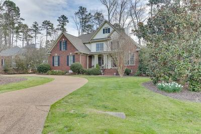 Single Family Home Sold: 101 Baltusrol
