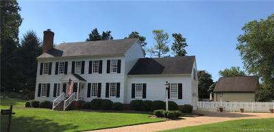 Williamsburg Single Family Home For Sale: 105 Harrells Court