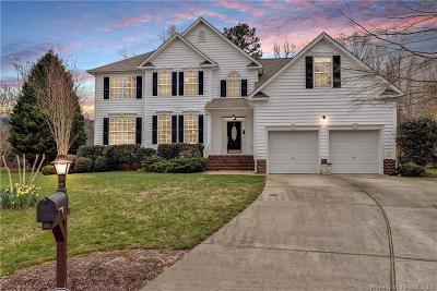 Williamsburg VA Single Family Home Sold: $450,000