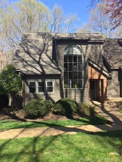 Williamsburg Single Family Home For Sale: 213 Archers Mead