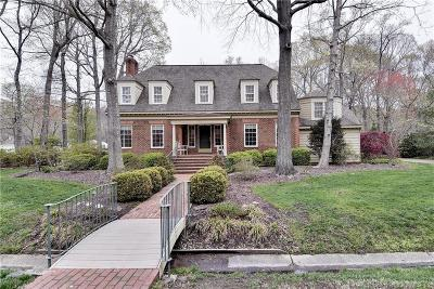 Yorktown Single Family Home Sold: 113 Quantico Loop