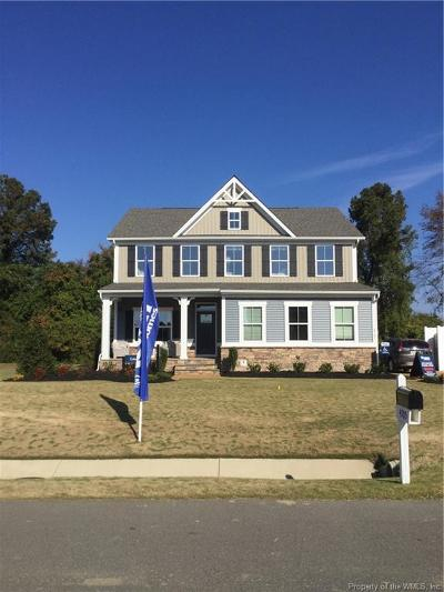 Williamsburg VA Single Family Home For Sale: $419,990
