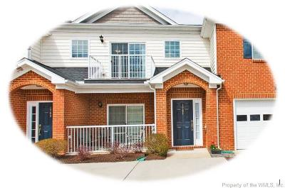 Condo/Townhouse For Sale: 1704 Rustads Circle