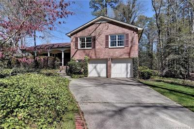 Williamsburg Single Family Home For Sale: 129 Ferncliff Drive