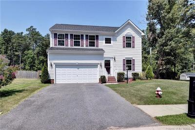 Burlington Woods Single Family Home For Sale: 5536 Burlington Lane