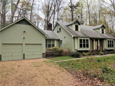 Single Family Home For Sale: 208 Sheffield Road