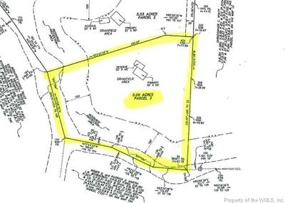 Gloucester Residential Lots & Land For Sale: Dutton Road