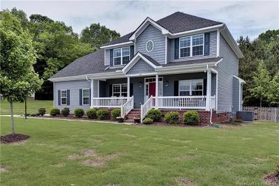 York County Single Family Home For Sale: 604 Marks Pond Way
