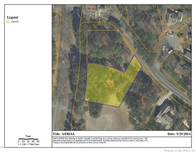 Norge, Toano, Williamsburg Residential Lots & Land For Sale: 100 John Pott Drive