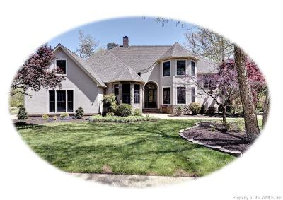Williamsburg Single Family Home Sold: 2266 West Island Road