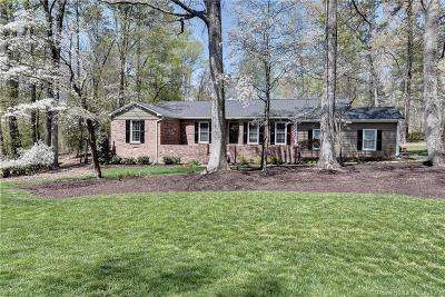 Williamsburg Single Family Home For Sale: 300 Buford Road