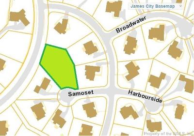 Fords Colony Residential Lots & Land For Sale: 104 Samoset