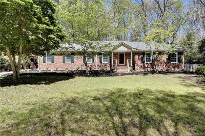 Williamsburg Single Family Home For Sale: 117 Daingerfield Road
