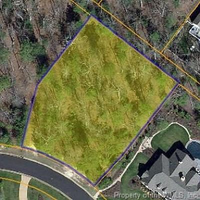 Fords Colony, Kingsmill Residential Lots & Land For Sale: 215 Hurlston