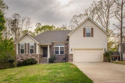 Stonehouse Glen Single Family Home For Sale: 3317 Newland Court