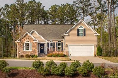 Stonehouse Glen Single Family Home For Sale: 9316 Ashwood Court