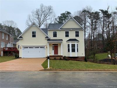 Single Family Home For Sale: 129 Seton Hill Road
