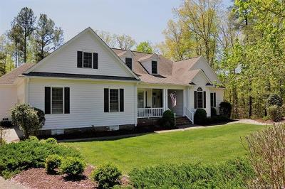 Stonehouse Single Family Home For Sale: 9972 Mill Pond Run
