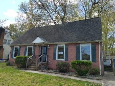 York County Single Family Home Sold