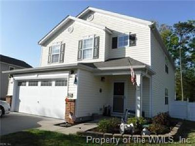 Gloucester Single Family Home For Sale: 7328 Jeanne Drive