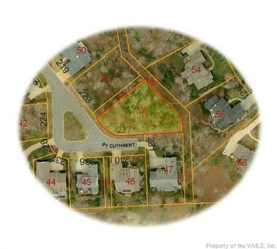 Fords Colony Residential Lots & Land For Sale: 227 St Cuthbert