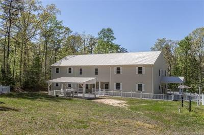 Single Family Home For Sale: 9952 Friendship Road