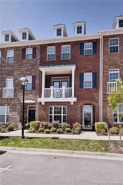 Hampton County, Isle Of Wight County, James City County, New Kent County, Suffolk County, Surry County, Williamsburg County, York County Condo/Townhouse For Sale: 4512 Casey Boulevard #4512