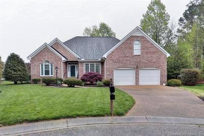 Piney Creek Estates Single Family Home For Sale: 408 Cherrywood Court