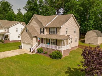 Williamsburg Single Family Home For Sale: 5911 Montpelier Drive