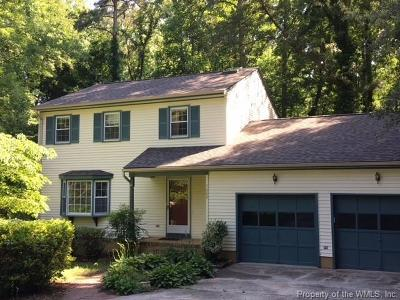 Gloucester Single Family Home For Sale: 7668 Forbes Road