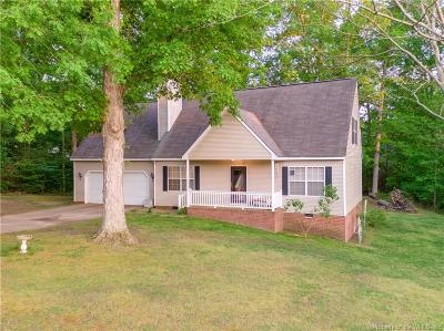 Williamsburg Single Family Home For Sale: 4437 Powhatan Crossing