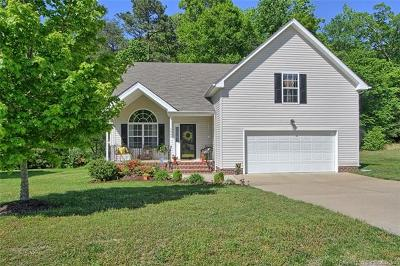 Williamsburg Single Family Home For Sale: 5840 Montpelier Drive