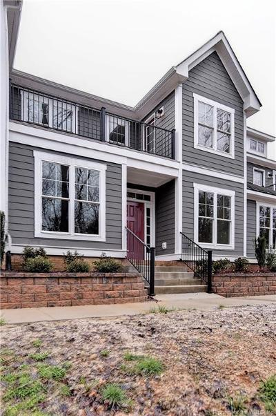 Hampton County, Isle Of Wight County, James City County, New Kent County, Suffolk County, Surry County, Williamsburg County, York County Condo/Townhouse For Sale: 5310 Beverly Lane #.