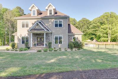 Yorktown Single Family Home For Sale: 1008 Showalter Road