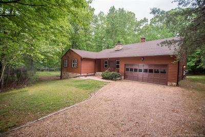 Williamsburg Single Family Home For Sale: 109 Warren Pond Road