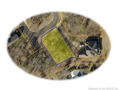 Williamsburg Residential Lots & Land For Sale: 215 Danesbury Park