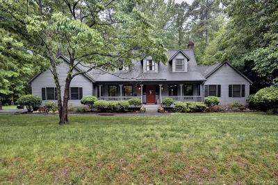 Single Family Home For Sale: 7327 Little Creek Road