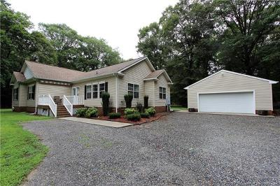 Gloucester Single Family Home For Sale: 10999 Woods Cross Road