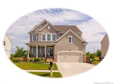 Single Family Home For Sale: 3220 Leighton Boulevard
