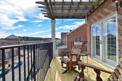 New Town Condo/Townhouse For Sale: 5111 Center Street #3D