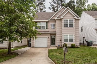 Williamsburg Single Family Home For Sale: 5359 Palmer Lane