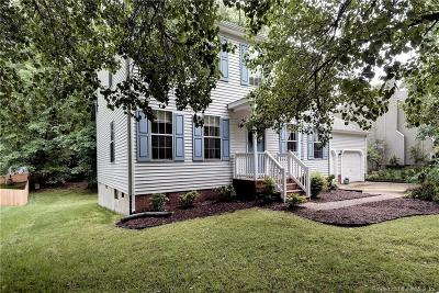 Williamsburg Single Family Home For Sale: 4485 West Village Park Drive