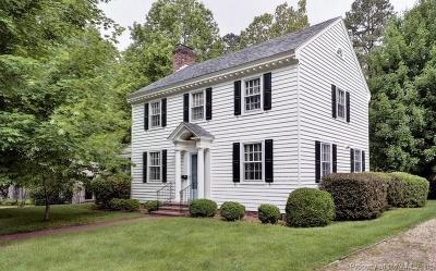 Williamsburg Single Family Home For Sale: 705 Powell Street