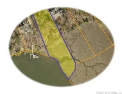 Residential Lots & Land For Sale: 4396 Landfall Drive