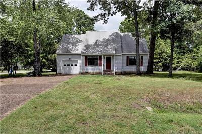Williamsburg Single Family Home For Sale: 3313 Lancaster Lane