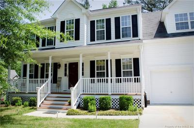 Williamsburg Single Family Home For Sale: 5801 Allegheny Court