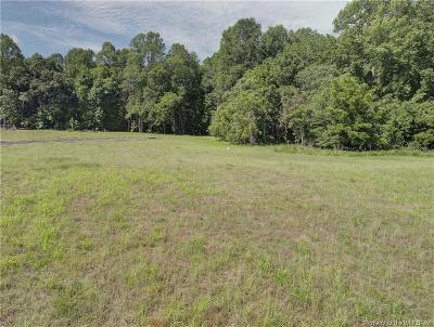 Norge, Toano, Williamsburg Residential Lots & Land For Sale: 10082 Fire Tower Road