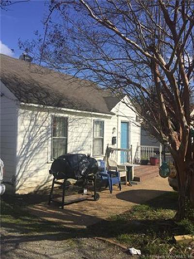 Multi Family Home For Sale: 821 Capitol Landing Road