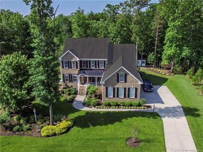 Toano Single Family Home For Sale: 3289 Newland Court