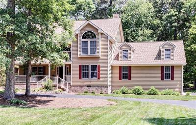 Williamsburg VA Single Family Home For Sale: $415,500